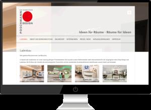 Poschmann Design Webdesign